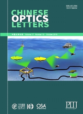 《Chinese Optics Letters》CA SCI JST EI CSCD  月刊